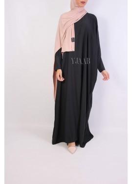 Saudi abaya- Black