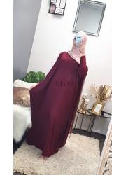 copy of Saudi abaya- Black