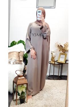 Abaya basic - d'1m70