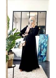 Jaïda dress -Black
