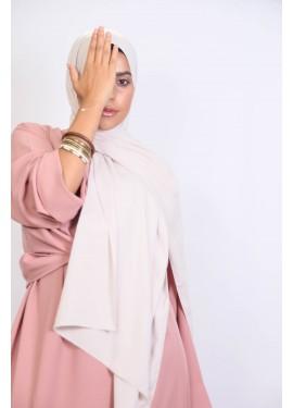 Hijab en soie de medine -  Lin