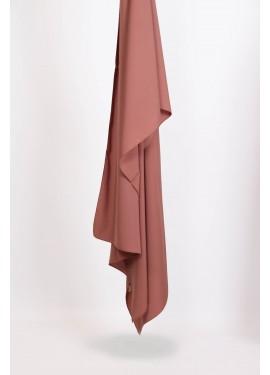 Hijab soie de medine - Pink...