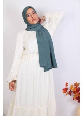 Hijab soie de medine - duck...