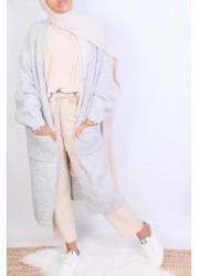 Sweetness cardigan - Grey