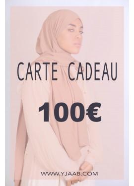 100 € Geschenkkarte