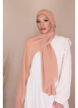 Hijab croisée à enfiler -...