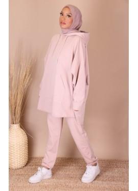 Sportchic set - Pink