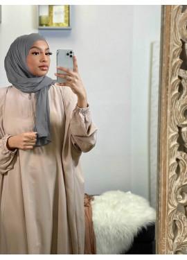 Pull-on Jersey Hijab -...