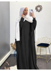 Abaya Sourour - Black