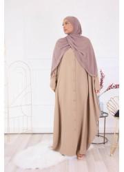 Abaya Sourour - Camel