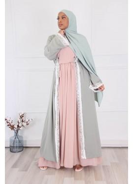 Kimono Farah - olive green
