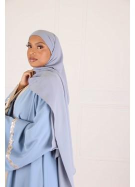 Hijab integrated cup - Grey...