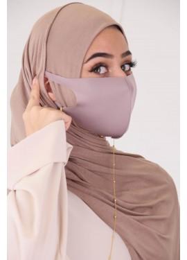 Hijab ACCESS - Taupe