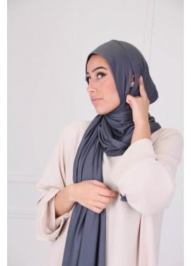 Hijab ACCESS - Gris foncé