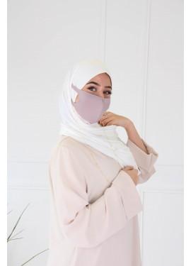 Hijab ACCESS - Blanc cassé