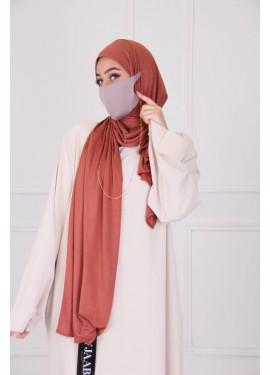 Hijab ACCESS -  Rust