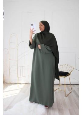 Abaya Aliayh - kaki