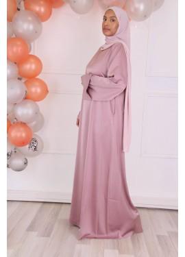 Nora Abaya - plum