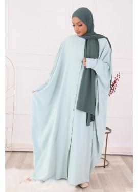 Abaya Sourour 150 cm- Vert...