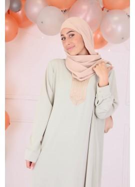 Abaya Orient - pistachio