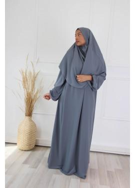 Gebet abaya zum Anziehen -...