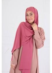 Hijab integrated cup - raspberry