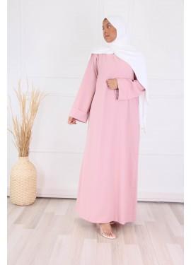 Abaya Aliayh - Pink