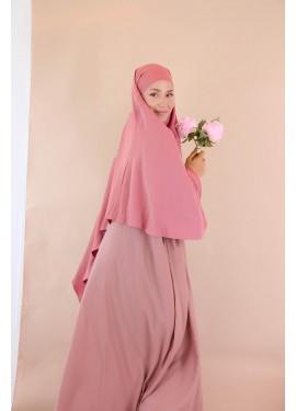 Khimar Long medina silk...