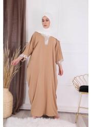 Arabic dress - Camel
