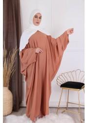 EMIRATE Abaya - peach