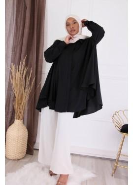 Oversized shirt - Black