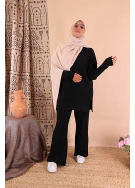 Wool set - Black