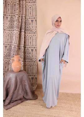 Abaya Aya - Grau