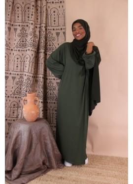 Abaya Aya - khaki