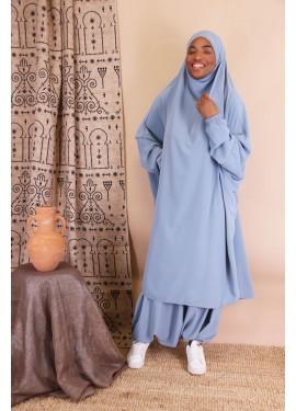 Jilbeb saroual - Blue Jeans